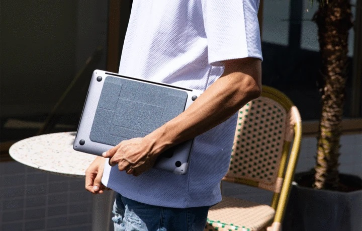 Giá đỡ Moft - giá đỡ laptop vô hình phân phối chính thức bảo hành 1 năm