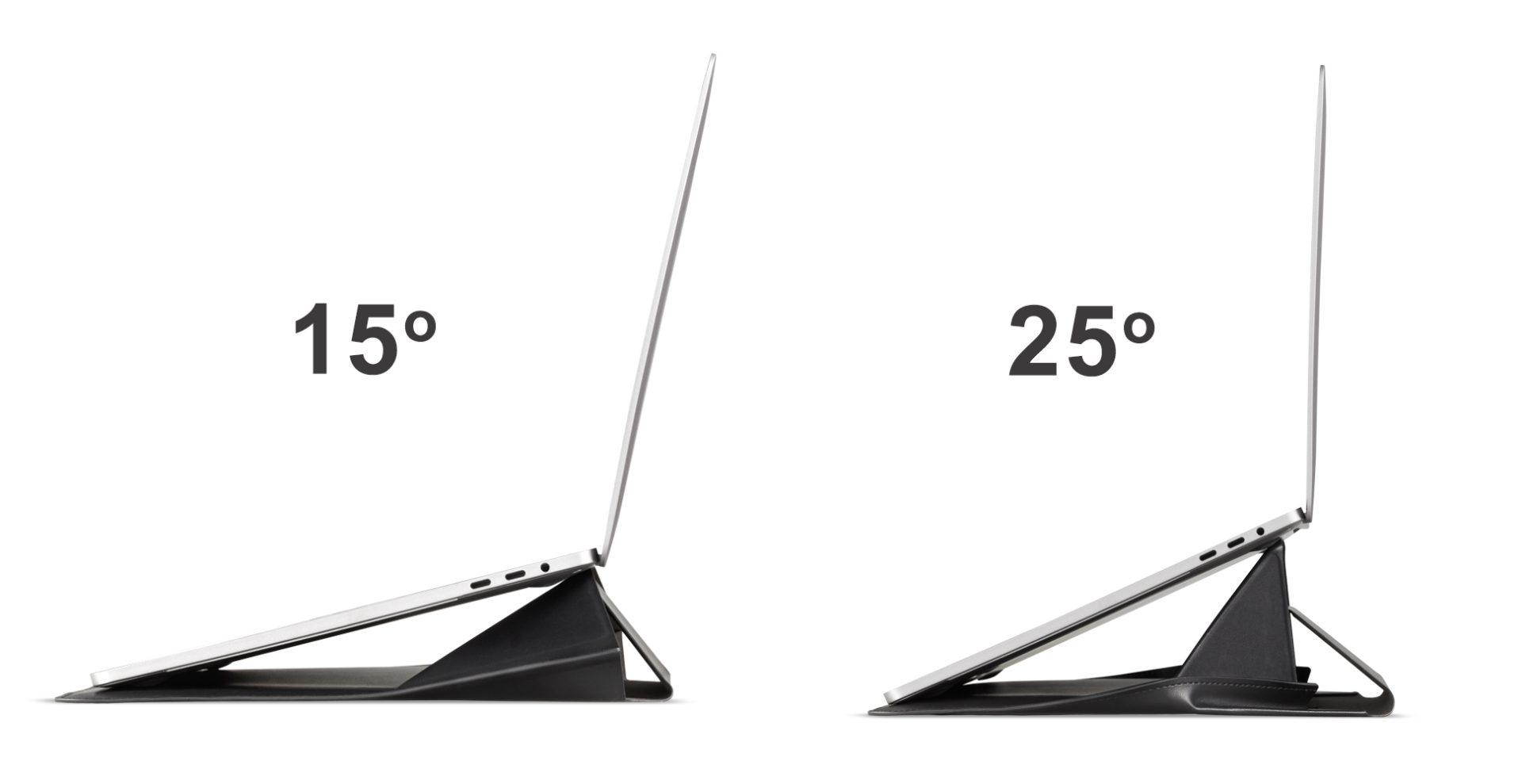 Túi da laptop kiêm giá đỡ Moft Carry Sleeve bảo hành 1 năm bởi Thế Giới Đồ Họa
