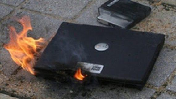 Phải làm sao khi laptop nóng lúc sử dụng?